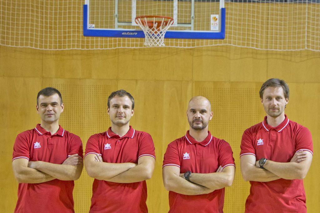 Trenerji: Aleš Milič, Nino Peklar, Rok Ozmec, Grga Adorjan